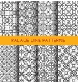 Seamless pattern Royal pattern vector image vector image