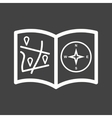 Directions Book vector image vector image