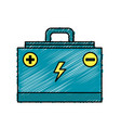 energy logger to meter electricity in the planet vector image vector image