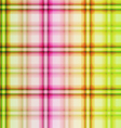 Bright fuzzy checkered seamless pattern vector image vector image