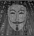 anonymous vector image