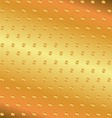 Copper Plate Texture Background vector image