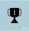 winner icon winner icon eps10 winner icon winner vector image