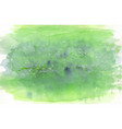 light green painted background vector image vector image