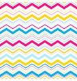 zigzag seamless pattern Eps10 vector image vector image