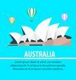 travel agency social media post template vector image vector image