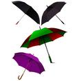 al 0438 umbrella vector image vector image