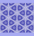 ikat tribal art print seamless african pattern vector image vector image
