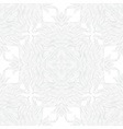 White linear texture in vintage style vector image
