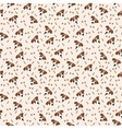 Jack Russell Terrier Seamless pattern Dog vector image
