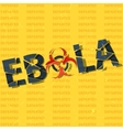 Ebola has been defeated vector image