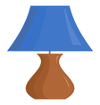 image of the lamp shade vector image vector image