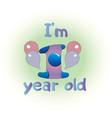 Logo for baone year birthday
