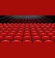 theatre 05 vector image vector image