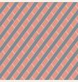 abstract seamless pattern of short diagonal vector image vector image