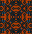 Arabic traditional seamless pattern islamic vector image vector image