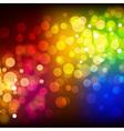 Beautiful Defocused Light Background vector image