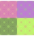 colorful seamless tile pattern vector image vector image