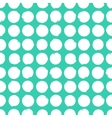Bold pattern with circles vector image vector image
