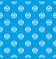 candies sweet shop pattern seamless blue vector image