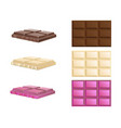 chocolate 02 vector image
