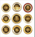Free shipping and best quality golden labels