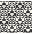 Abstract ornate seamless pattern vector image