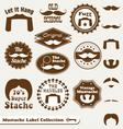 Mustache Labels