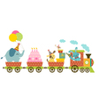 Happy train vector | Price: 3 Credits (USD $3)