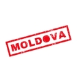 Moldova Rubber Stamp vector image vector image