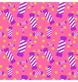 Sweet candy seamless pattern Colorful sugar wrap vector image vector image