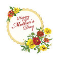 background for mothers day vector image vector image