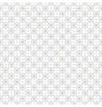 Vintage geometric line seamless pattern background vector image