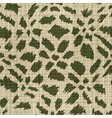 rough textile print vector image vector image