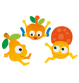 Baby Vegetables vector image vector image