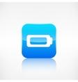 Battery icon Accumulator symbol vector image vector image