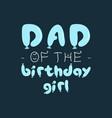 birthday girl graphic desgin for t-shirt prints vector image vector image