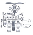 mechanical behemoth