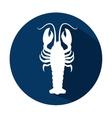 Sea food gastronomy vector image vector image