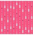 arrow clip art set on pink background vector image