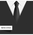 modern mens style background vector image vector image