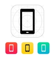 Phone screen icon vector image