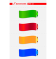 BOOKMARK vector image