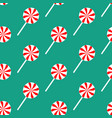 lollipop seamless pattern vector image vector image