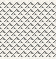 regularly repeating geometric tiles of striped vector image vector image