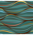 waves plenty lines5 vector image