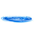whirlpool isolated vector image