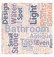 London builders bathroom changes for the better vector image vector image