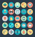 Design and Development Icon 4 vector image vector image