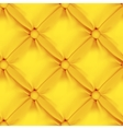 Orange Seamless Leather Upholstery Pattern vector image vector image